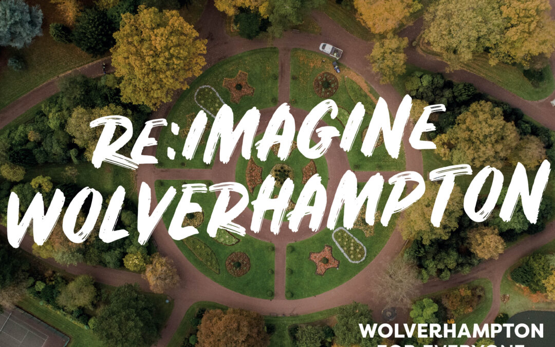 WE Gathering | Reimagining Wolverhampton